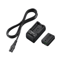 SONY Travel Charger Kit (NP-FW50 + BC-TRW)